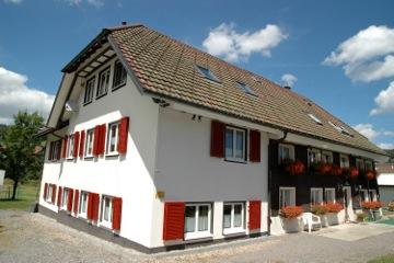 Altes Schwarzwaldhaus Außenansicht